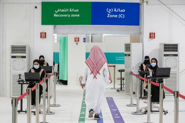 Active coronavirus cases fall sharply in KSA as new infections continue to drop