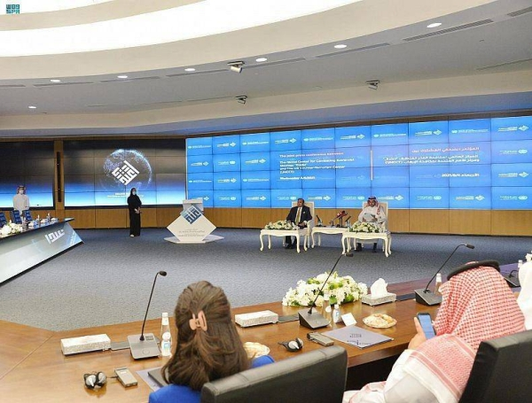 Dr. Al-Shammari made the remarks during a joint press conference held here on Wednesday with Director of the UN Counter-Terrorism Centre (UNCCT) Dr. Jehangir Khan.