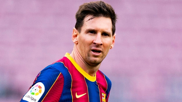 Argentine football star Lionel Messi will not be staying at Barcelona due to
