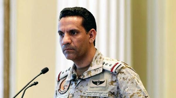 Brig. Gen. Turki Al-Maliki, spokesman of Arab Coalition.