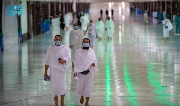 Ministry of Hajj confirms raising daily capacity of Umrah pilgrims to 70,000
