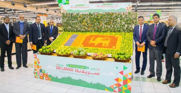 The 'Best of Sri Lanka' festival was inaugurated in the Lulu Hypermarket in Murabba, Riyadh Thursday by Chief Guest Dulmith Waruna, the Charge d'Affaires. Also present was Shehim Mohammed, director of LuLu Saudi Hypermarkets and other LuLu Group officials.