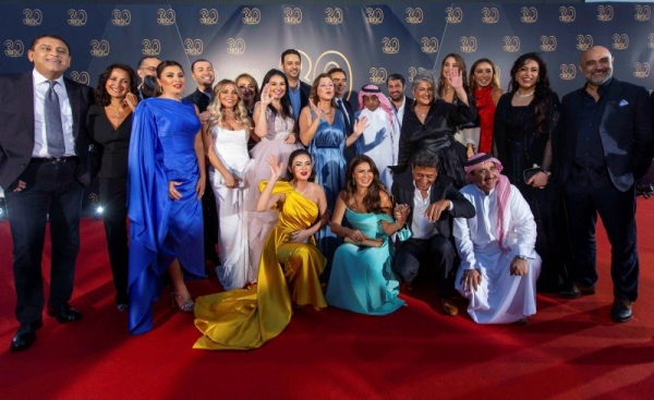 Generations of talents were on hand in Lisbon to mark the achievement by taking part in a gala event. — Courtesy photo.