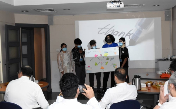 Giordano Saudi Arabia recently rolled-out its new internship program, in conjunction with the Jeddah Chapter of the Entrepreneur Organization (EO).