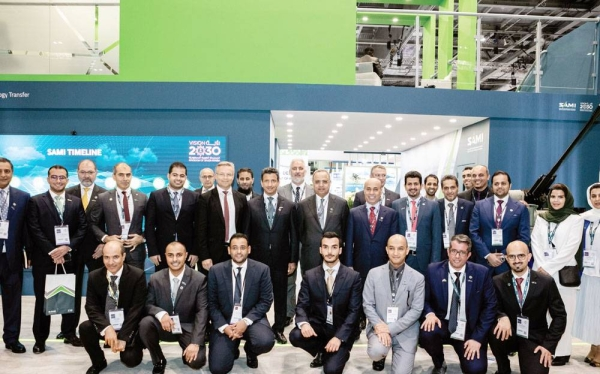 The Saudi Pavilion at the Defense and Security Equipment International Exhibition (DSEI) was inaugurated here Tuesday by General Authority for Military Industries (GAMI) Governor Eng. Ahmed Abdulaziz Al-Ohali.