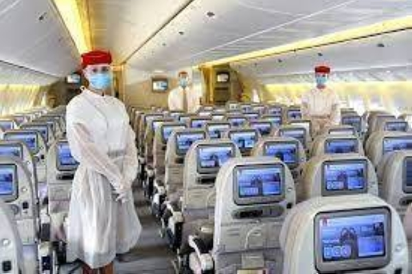 Dubai's Emirates airline looks to hire 3,000 cabin crew as operations ramp up
