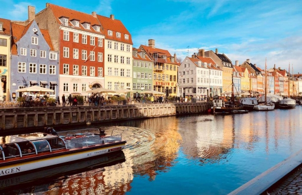 Copenhagen has been named the world's safest city for the first time. — File courtesy photo