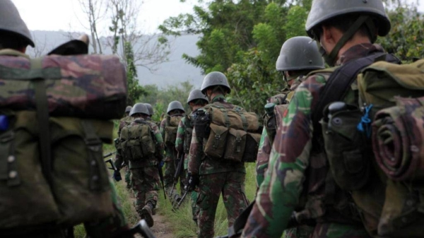 Indonesia's most wanted militant with ties to terrorist groups was killed Saturday in a shootout with security forces, the Indonesian military said, in a sweeping counterterrorism campaign against extremists in the remote mountain jungles. — Courtesy photo