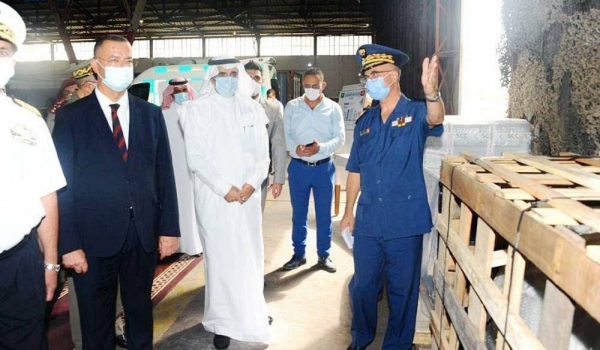 A Saudi aircraft laden with five high-quality oxygen generators arrived in Tunisia Saturday as a part of the Saudi airlift, being operated by King Salman Humanitarian Aid and Relief Center (KSrelief), to contribute to combating the spread of the coronavirus (COVID-19) pandemic.