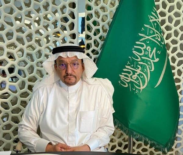 Minister of Education Dr. Hamad Bin Mohammed Al-Sheikh