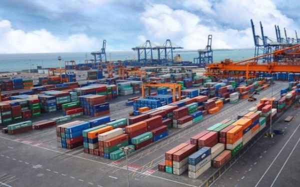 Saudi ports 'enjoy strategic location at the center of Asia, Europe and Africa'