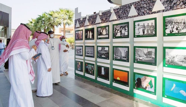 President of the Saudi Press Agency (SPA) Dr. Fahd Bin Hassan Al Aqran on Wednesday inaugurated the