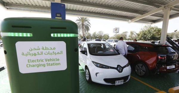 UAE takes measures to prevent fires while charging electric vehicles