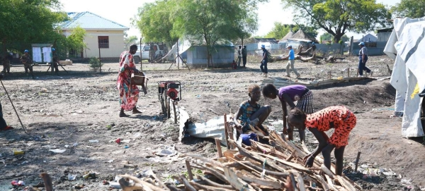 Many people in South Sudan are living in poverty after years of underdevelopment, corruption and conflict.