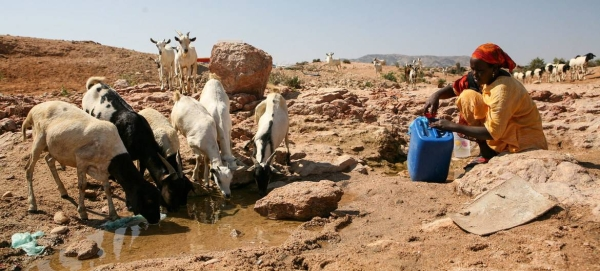 Recurrent drought and the resulting competition over resources has led to conflict in Somalia in recent decades.