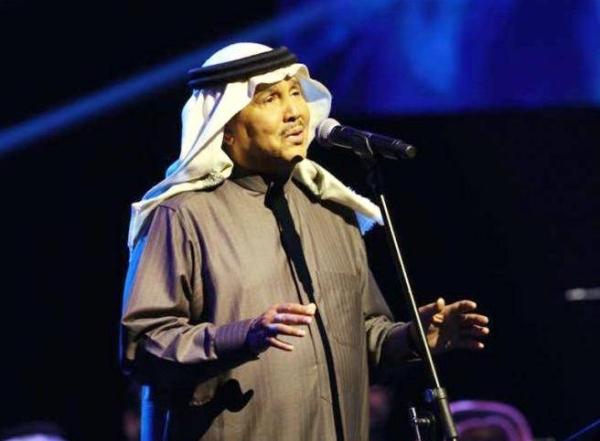 'Artist of Arabs' Mohamed Abdo