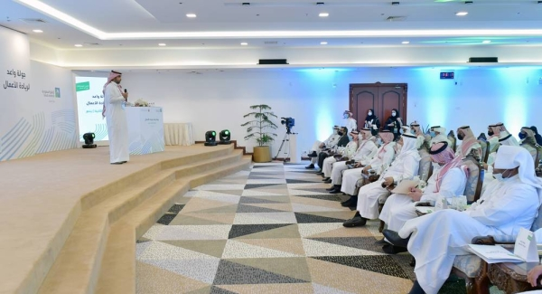 Wa'ed recommended up to SR8.9 million in new loans and seed grants to five entrepreneurs Tuesday night in Yanbu, as the entrepreneurship arm of Aramco presses ahead with a six-city national entrepreneurship roadshow that concludes in Makkah on Dec. 6.