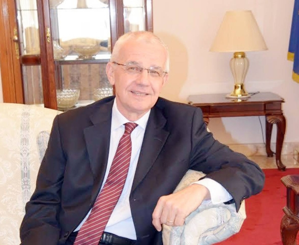 Ambassador of the Czech Republic to Saudi Arabia Juraj Koudelka