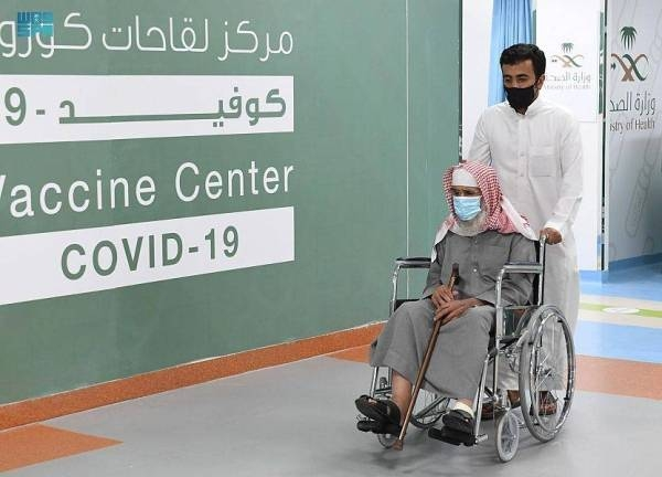 Giving third booster dose to people aged 60 or over in Saudi Arabia under study