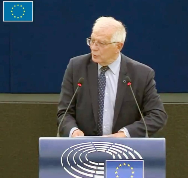EU High Representative Josep Borrell called on Kosovo and Serbia to de-escalate the situation in north Kosovo over a license plate row between the two sides.