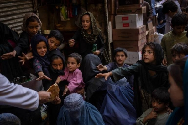 Much of the aid as part of the new EU package will be channeled through international organizations working inside Afghanistan. (File photo)