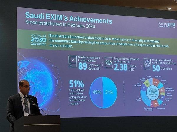 Saudi EXIM Bank's membership in the Berne Union represents a major milestone in its role as a key facilitator of Saudi exports.