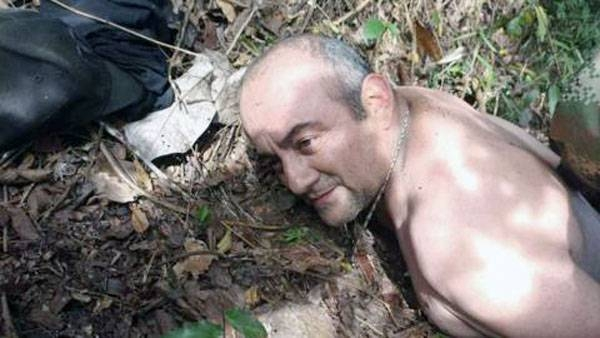 Colombia captures its 'most-feared' drug lord Usuga