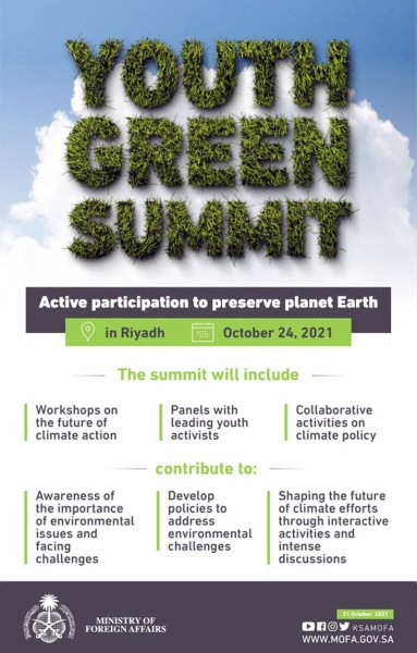 Green Youth Summit workshops embody young people enthusiasm to live in healthy sustainable environment