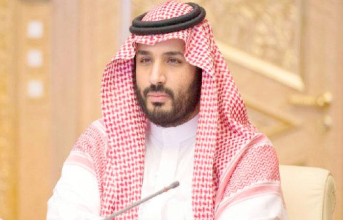 Deputy Crown Prince Muhammad Bin Salman
